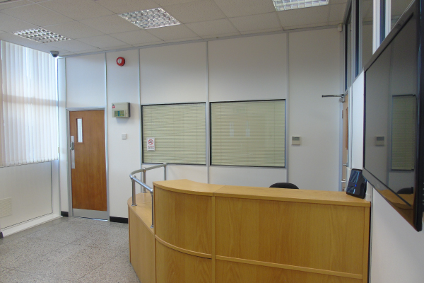 Darlaston offices