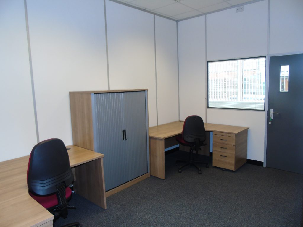 Darlaston office space